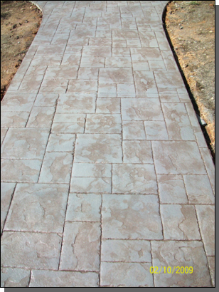 Ashlar Stone (Carolina Gray Color / Plum Release)