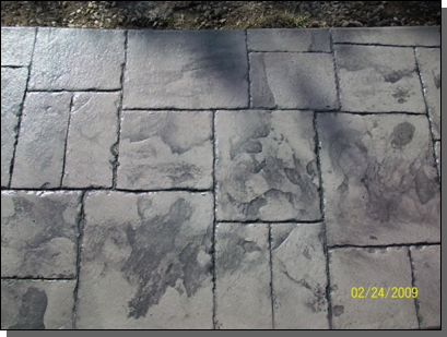 Ashlar Stone (French Gray Color / Charcoal Release)