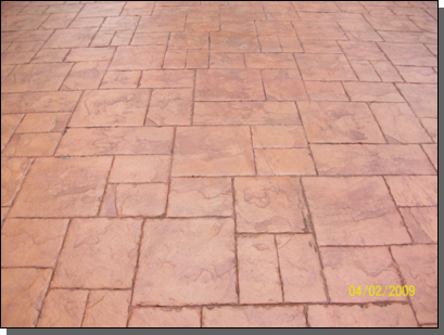 Ashlar Stone (Harvest Amber Color / Rust Brown Release)