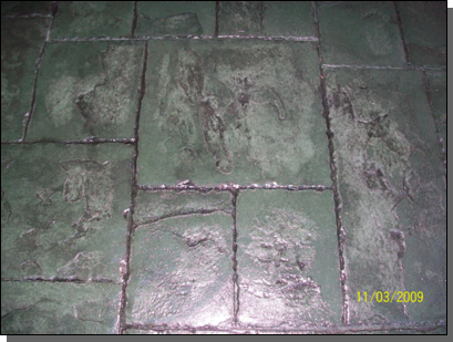 Ashlar Stone (Chargreen Color / Charcoal Release)