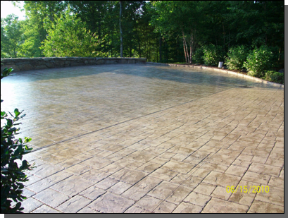 Ashlar Stone (Sand Color /  Forest Brown Release)